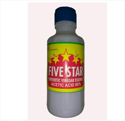 Five Star Vinegar Essence