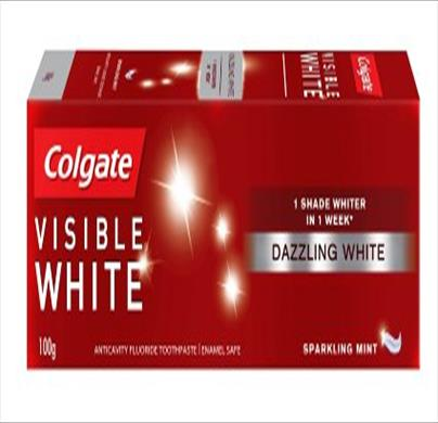 Colgate Visible white Tooth paste Mint 100g