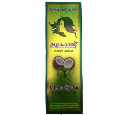 Alakanandha Hair Oil (Ayurvedik)