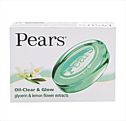 Pears Oil Clear & Glow 75g