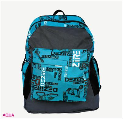 Kitex Scoobee Day Bag (Aqua)