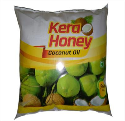 Kera Honey Coconut Oil 500ml