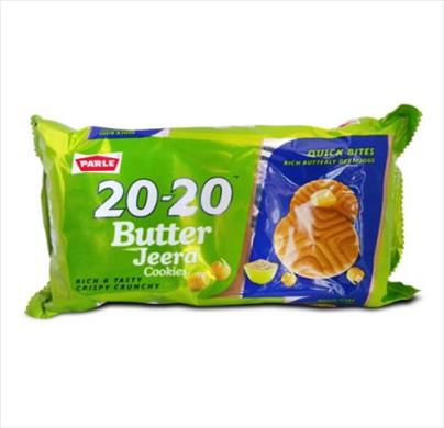 Parle 20-20 Butter Jeera 200g
