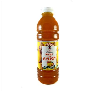 Happy Mango fruit crush 750ml