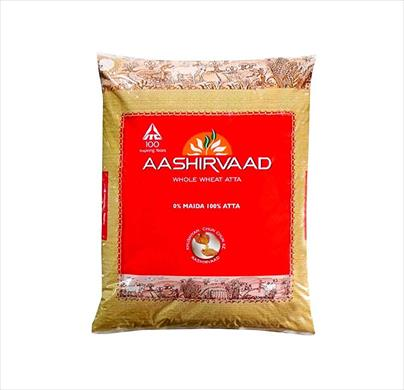 AASHIRVAD SUPERIOR MP ATTA 1 KG