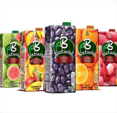 B Natural Soft Drinks