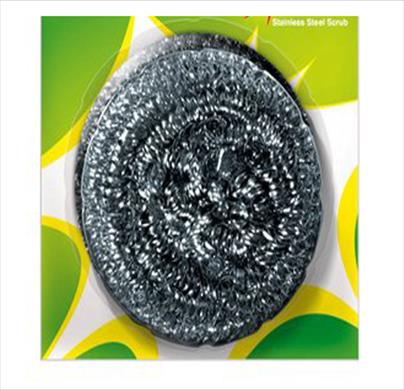 Exo Safari Stainless Steel Scrubber