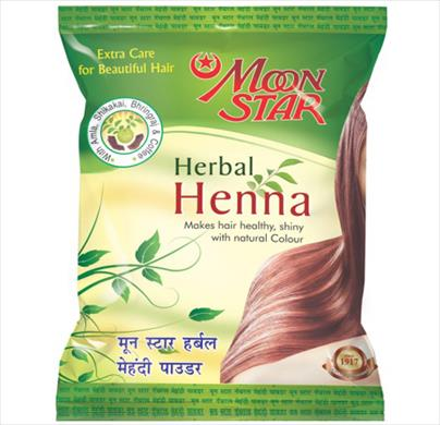 Herbal Henna Natural Colour