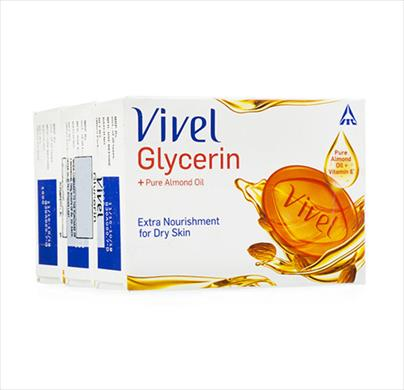 Vivel Glycerin Pure Almond Buy 3 get 1 free