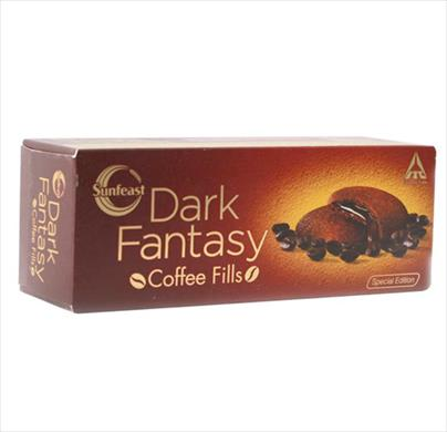 Sunfeast dark fantasy coffee fills