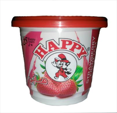 Happy Strawberry Jam 200g