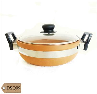 Red Clay Casserole 2 Ltr