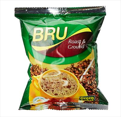 Bru roast & Ground coffee 100g