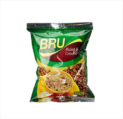 Bru roast & Ground coffee 50g