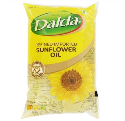 DALDA SUNFLOWER OIL 1 LTR