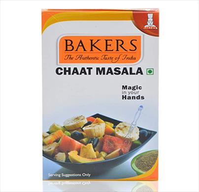 Bakers Chaat Masala 100g