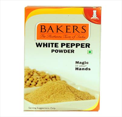 Bakers White Pepper Powder