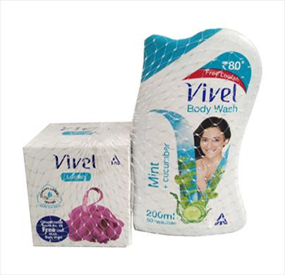 Vivel Body Wash (MInt)