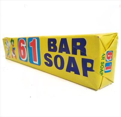 61 Bar (Washing) soap