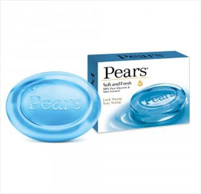Pears Soft & Fresh Soap 75g