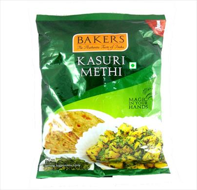 Bakers Kasuri Methi 100g