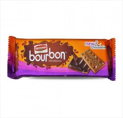 Britannia bourbon new & chocolatier 150g
