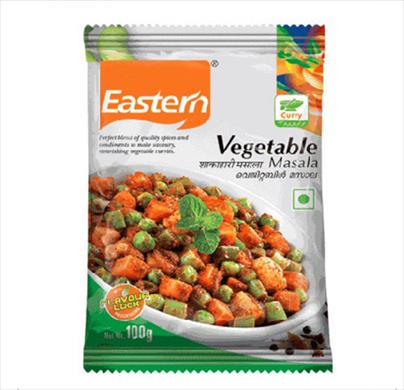 Eastern vegitable masala 100