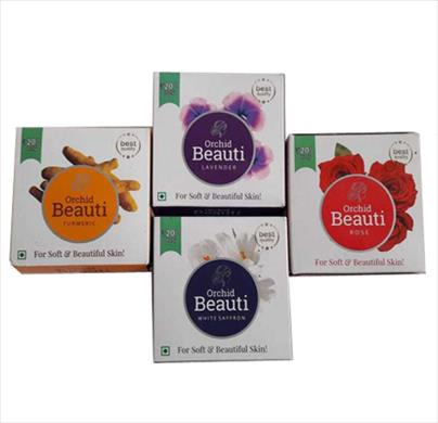 Orchid Beauti White Soap
