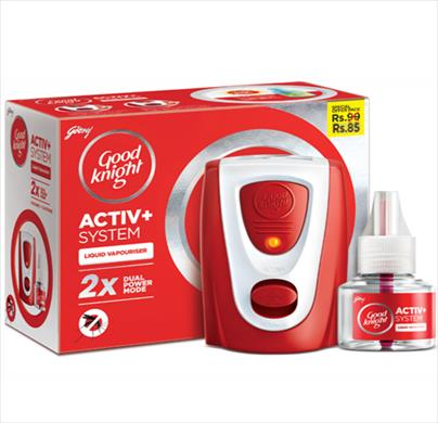Goodknight Active + System  (Refill+ Machine)