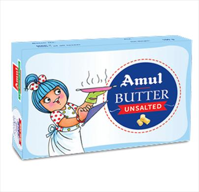 Amul Butter (Unsalted)