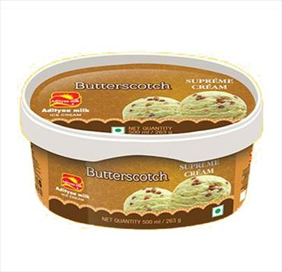 Adityaa Butter schotch tub 500ml