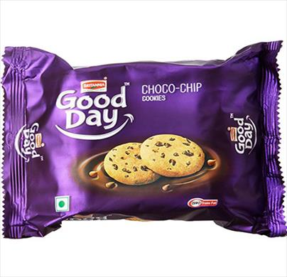 Britannia Good day choco-chip cookies
