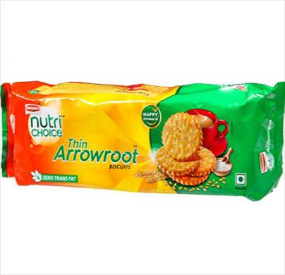 britannia arrowroot thin nutri choice