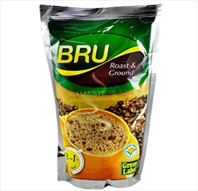 Bru roast & Ground coffee