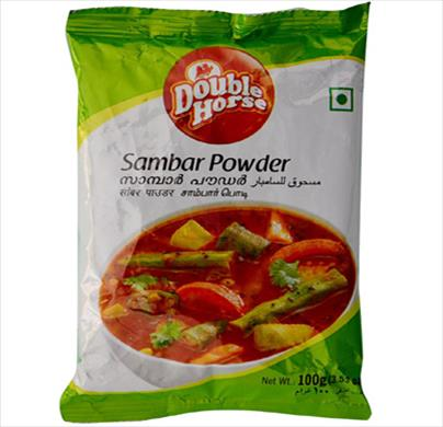 Double Horse Sambar Powder 100g