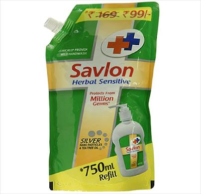Savlon Hand Wash Refill 775ml