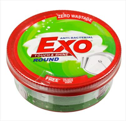 Exo Round Touch & Shine Tub