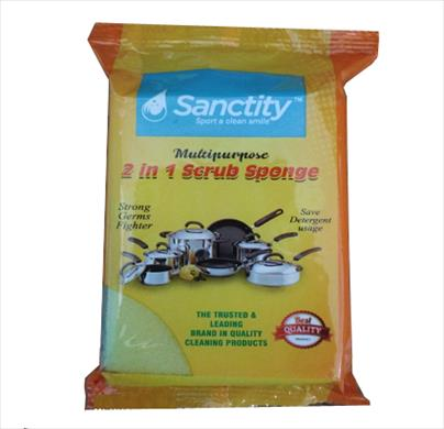 Sanctity Scrub Sponch