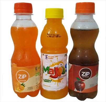 Zipco Fruit Drinks