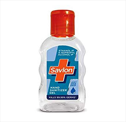 Savlon Hand Sanitizer Gel 55ml