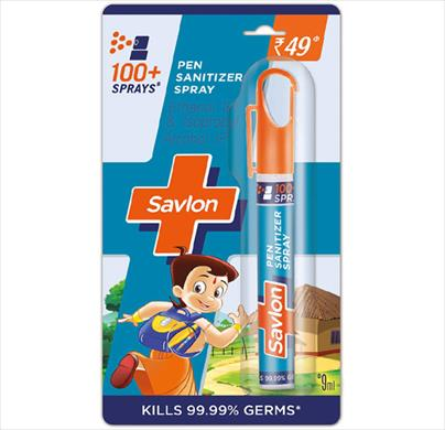 Savlon Pen Sanitizer Spray (100+ Sprays)