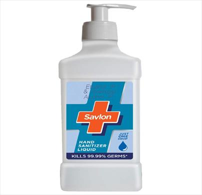 Savlon Hand Sanitizer Liquid 500 ml