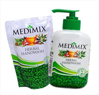 medimix Herbal Handwash