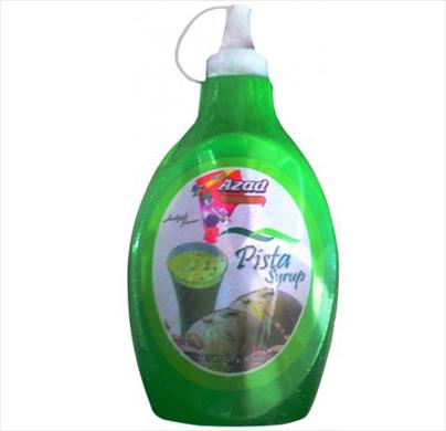Azad Pista Syrup 470g