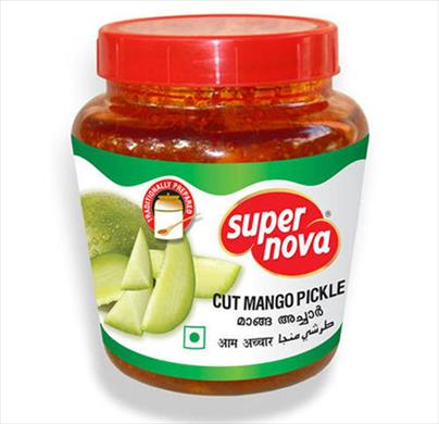 Supernova Cut Mango Pickle