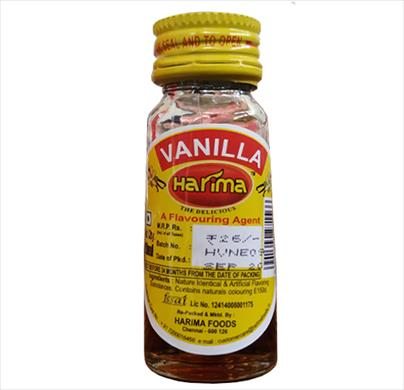 Harima Vanilla Essence 20ml