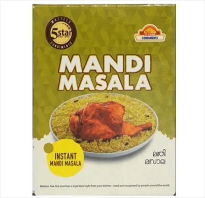 Five Star Mandi Masala 50g