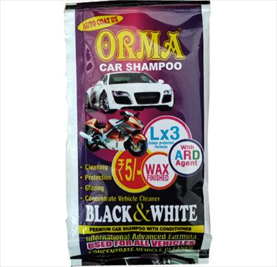 Orma Car Shampoo