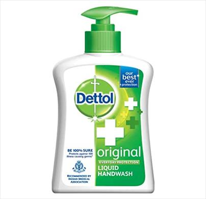 Dettol Hand Wash Original 200ml
