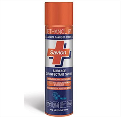 SAVLON SURFACE DISINFECTANT SPRAY